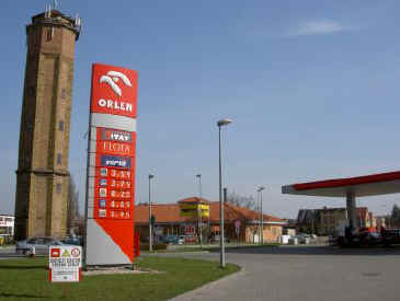Gas Stations Poland