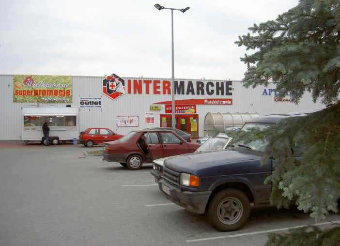 intermarche supermarket